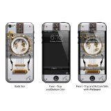 Sticasso Platinum Guitar Decal/Skin for your iPhone 5