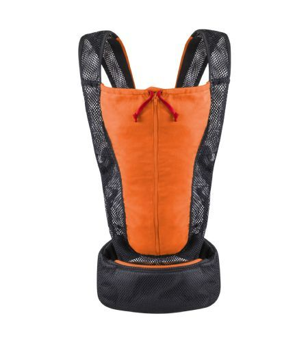 Phil&Teds Airlight Carrier - Ultra portable front & back carrier. Light, bright & ingeniously easy. Just hip, clip & zip!