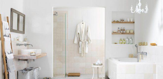 Inspiratie: badkamer in romantische stijl