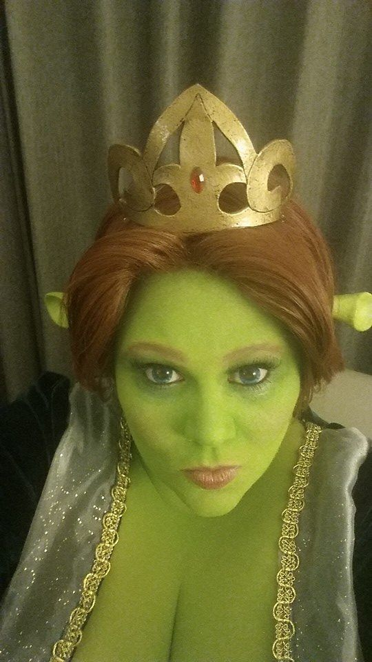 17 best images about cosplay ideas princess fiona on - Princesse fiona ...