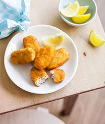 Recipes | Crunchy Fish Fingers | Louise Fulton Keats