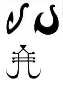 significato amo da pesca maori tatoo