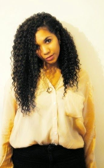 Long Crochet Braids-aftress deep twist