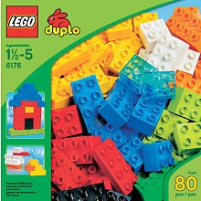 Lego Duplo - Christmas gift