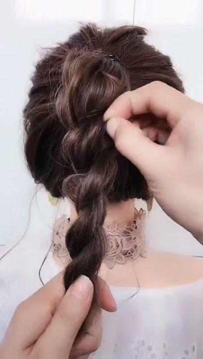 10+ School Girl Pferdeschwanz Frisuren – #frisuren #pferdeschwanz #school – #new
