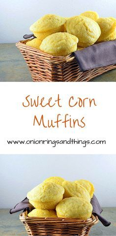 This Sweet Corn Muffins are subtly sweet, melt-in-your mouth soft and moist; perfect with your next bowl of chili