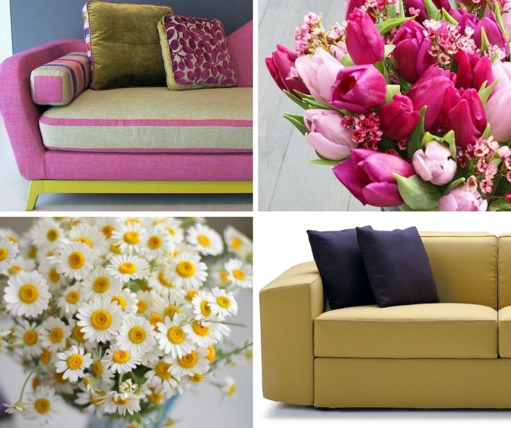 Welcome #spring! Sofas and sofa beds by Milano Bedding.
