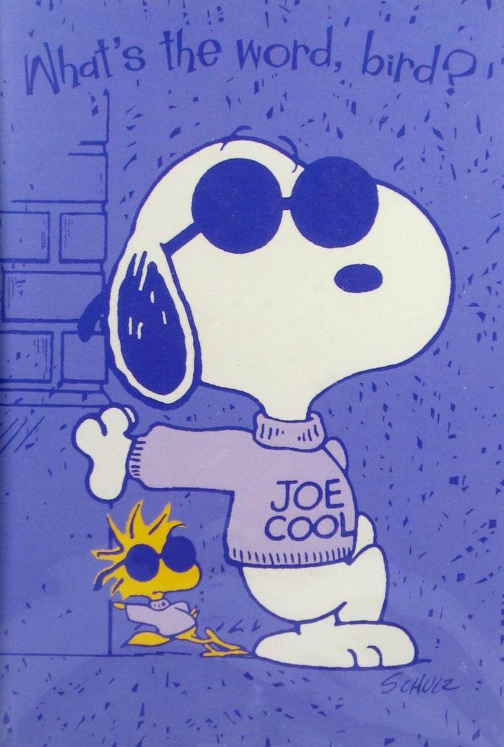PEANUTS: Woodstock & Snoopy