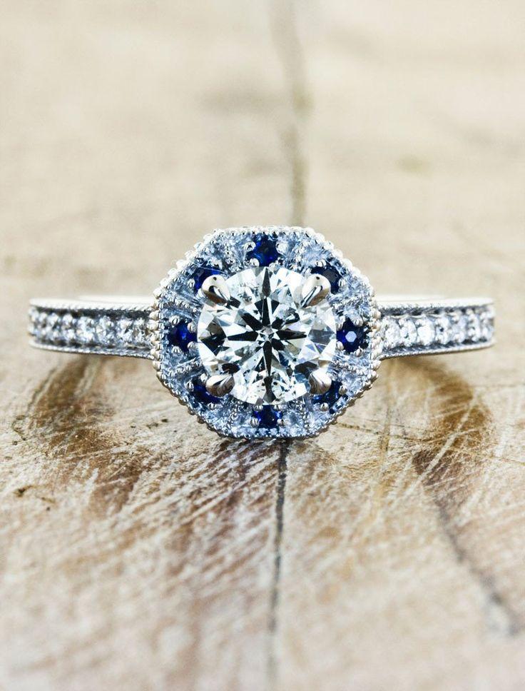 Trending Danielle Custom Engagement RingsDiamond