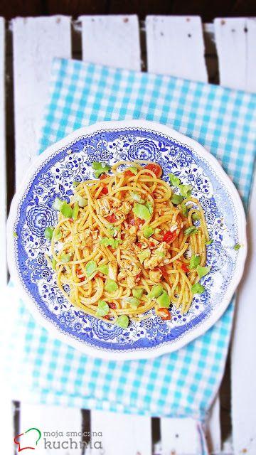 http://www.mojasmacznakuchnia.com.pl/2015/07/spaghetti-w-pomidorach-z-pieczonym.html