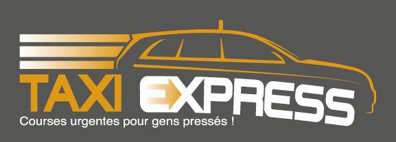 Logo Taxi Express - Nîmes (30) - ( Taxi Express et Pro Express créées par le même gérant )
