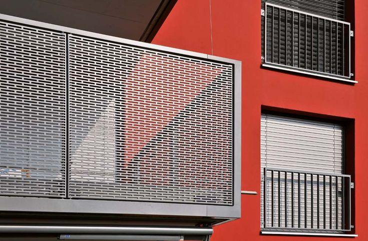 Müssig - Treppen und Geländer seit 1873 (Produkte - Brüstungsgeländer)