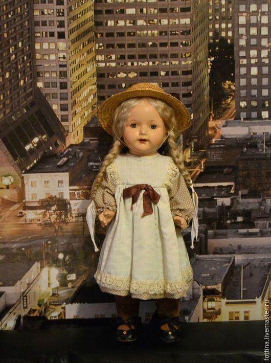 Винтажные куклы и игрушки. Винтажная кукла, Sale. Бутик 'Кукольная коробка'. Интернет-магазин Ярмарка Мастеров. Винтаж, Композитный материал