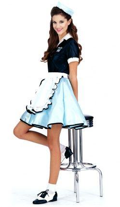 Deguisement Car Hop Girl