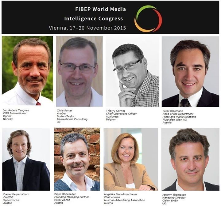 Hear from the best at the #_FIBEP #WMIC15 in #Vienna on 17-20 November. Strong profesional agenda with more than 70 speakers.