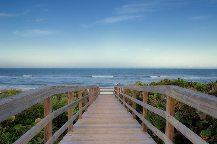 Cape Canaveral National Seashore In Florida: Grew up spending my summers on the beaches here. So close to NASA you can see the launch pads from the beaches. Amazing protected aviary reserve.