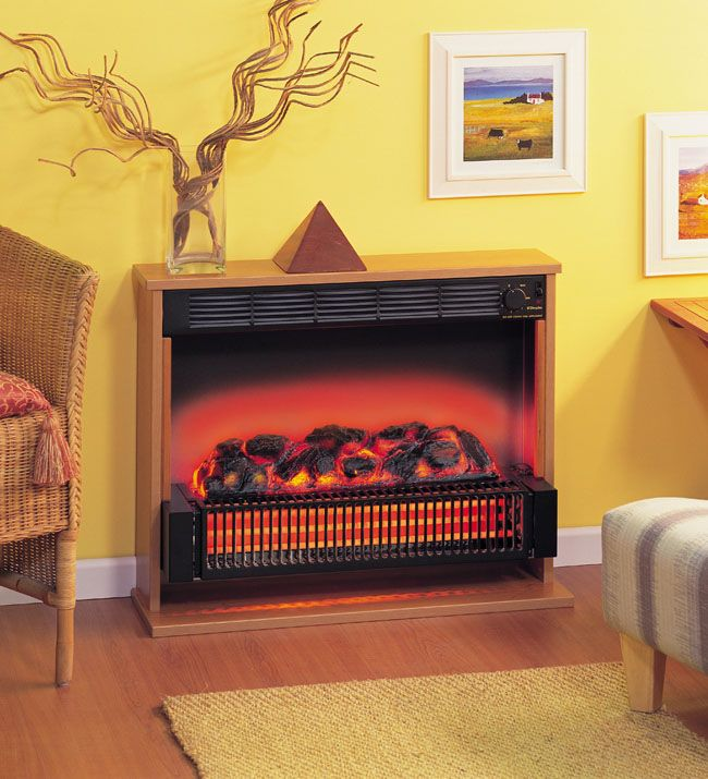 Theme Radiant Electric Fire, From Dimplex
