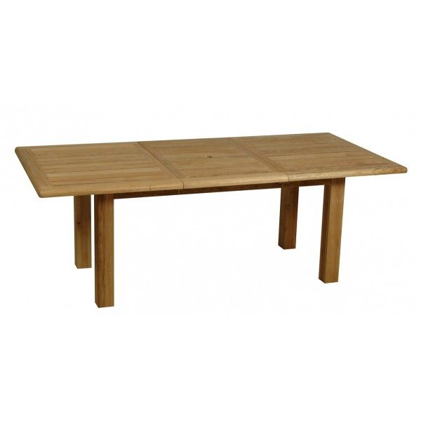 Pasific extension table