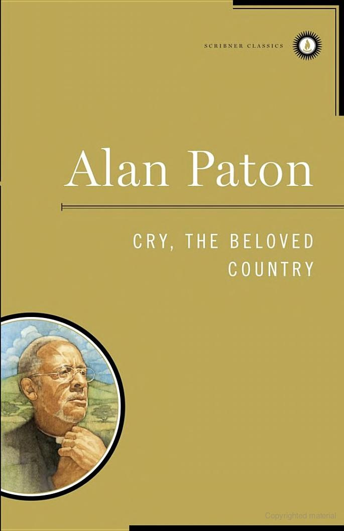 The horrors of the south african apartheid in alan patons novel cry the beloved country