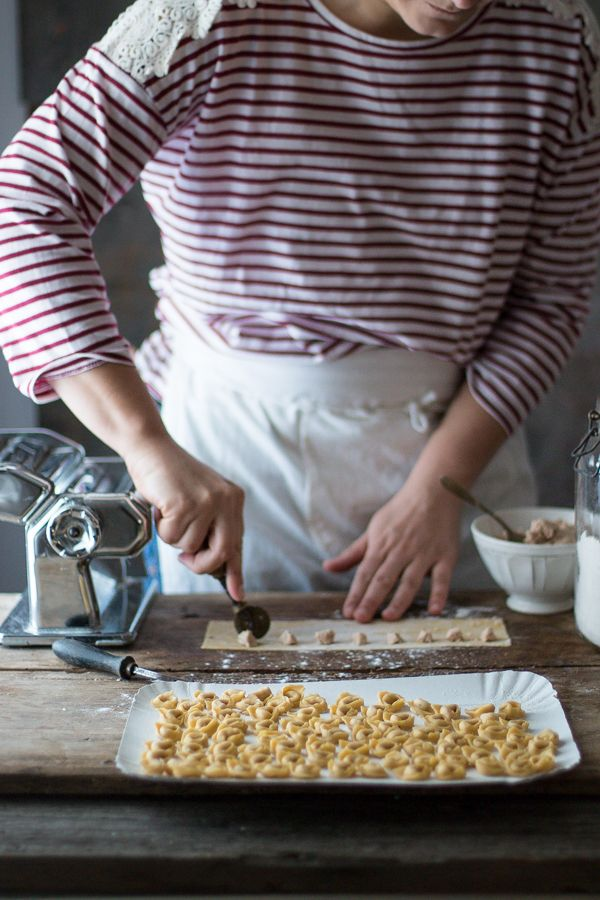 Tortellini in brodo | Smile, Beauty and More