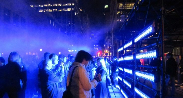 Art from Dusk to Dawn – Nuit Blanche 2013, Toronto