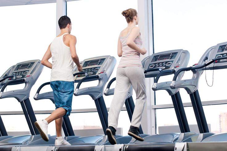 A Treadmill For Running