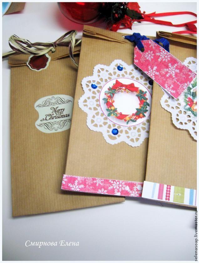 Бумажные пакеты для подарков. Обыкновенное чудо) - Ярмарка Мастеров - ручная работа, handmade