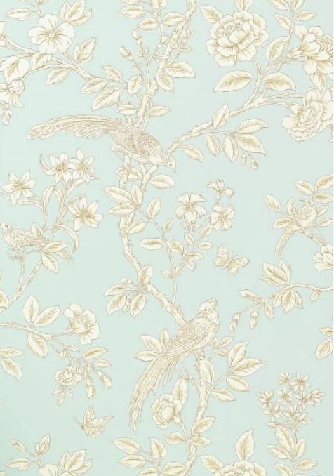 Thibaut Soraya – Wallpaper  Aqua  T8625