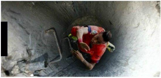 Gwiazdor Barcelony po robocie w kanałach wychodzi drabinką • Neymar zabawnie pokonuje metalowe szczebelki • Zobacz śmieszny mem >> #neymar #memes #football #soccer #sports #pilkanozna #funny