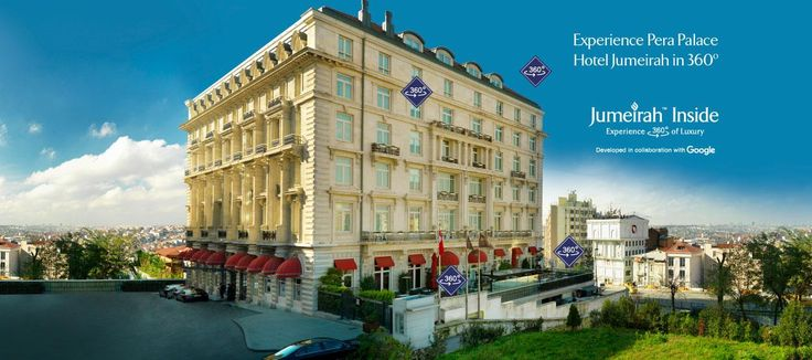 Graham Greene Travels With My Aunt Pera Palace Hotel Jumeirah - Luxury Hotel in Istanbul | Pera Palace