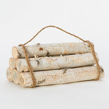 Faux Birch Fireplace Logs Fxund Us