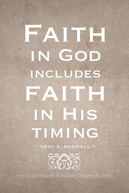 patienceThe Lord, Daily Reminder, Remember This, God Is, God Time, Hard Time, True Stories, Keep The Faith, Faith Quotes