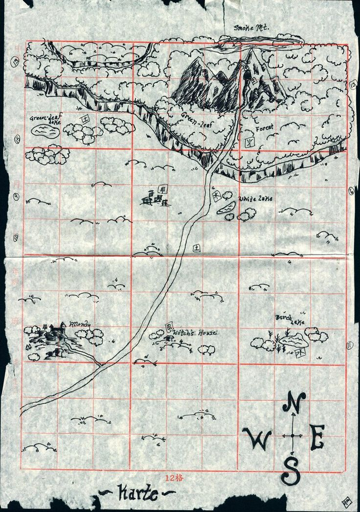 Tomb Raider Coastal Forest Treasure Map. With Tomb Raider Coastal ...