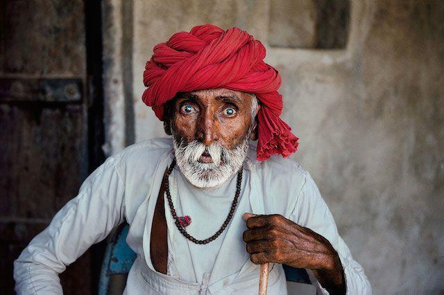 Steve McCurry India Photography