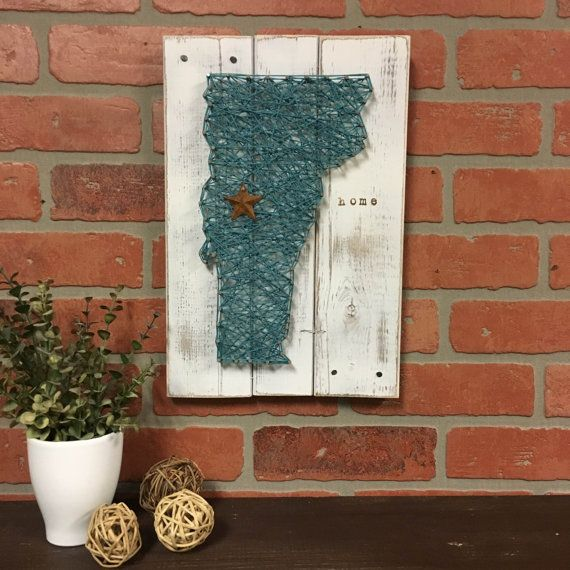 17 best ideas about string art states on pinterest