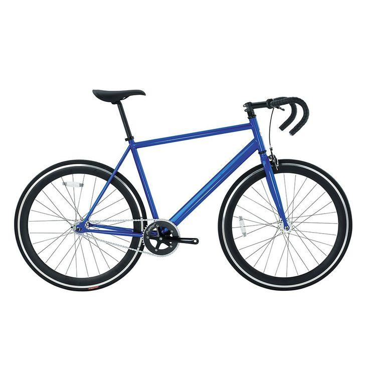 Bicicleta BH Fixie azul por 429.90# en #deporvillage #bh #cycling #bikes #fixie #fixedgear #urbancycling