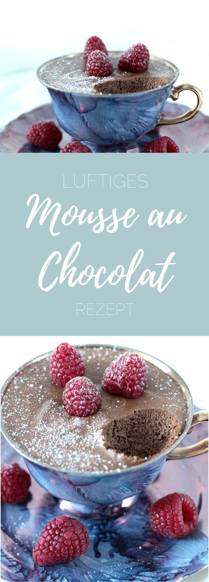 {kitchen stories} Luftiges Mousse au Chocolat - selbst gemacht! - michilicious