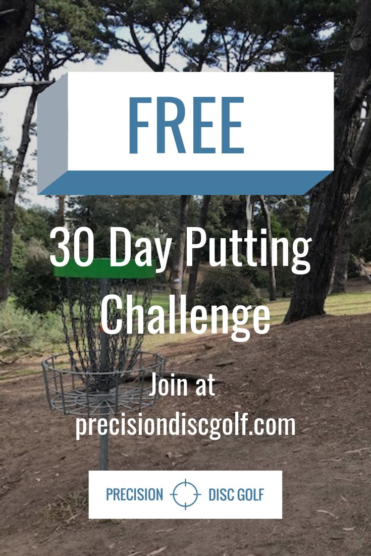 Click here to improve your disc golf putting and join the