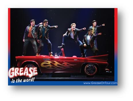 grease on broadway 1972 -