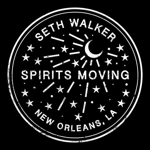 """ Spirits Moving"" by Seth Walker"