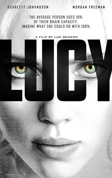 Lucy (2014) - Scarlett Johansson, Morgan Freeman, Min-sik Choi