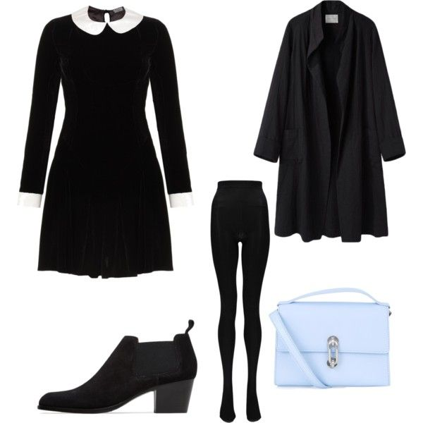 Theatre night by bambyee on Polyvore featuring polyvore, fashion, style, Meadham Kirchhoff, La Garçonne Moderne, Boohoo, Marc Jacobs and Balenciaga