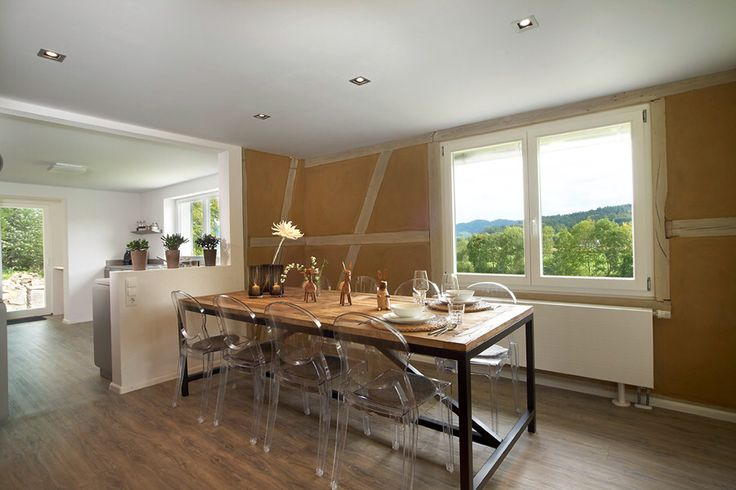 Dinning Table, La Maison Freiburg, Black Forest, Design, Travel, Holiday Home, Hospitality, Luxury Guest House