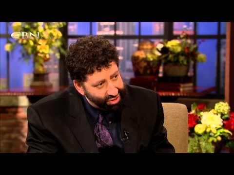 Rabbi Jonathan Cahn - The Harbinger - Prophetic Events Point to the Tribulation Tetrad in 2015 ?...