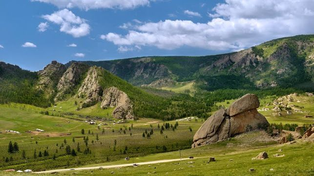 Turtle Rock in Gorkhi-Terelj National Park, Mongolia #mongolia  #mongoliatrip #turtle #turtlerock #n…   Turtle rock, Travel around the  world, Amazing places on earth