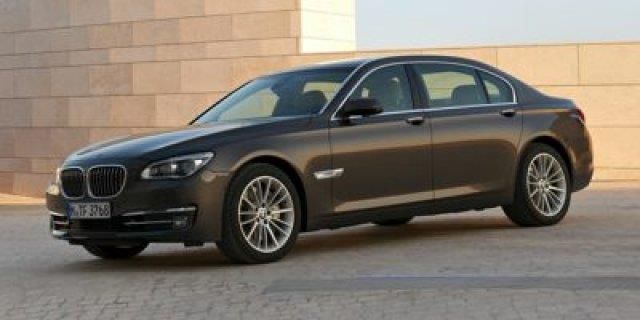 2014 Bmw 7Series ALPINAB7LWBxDrive AWD ALPINA B7 LWB xDrive 4dr Sedan Sedan 4 Doors Black for sale in Schererville, IN Source: http://www.usedcarsgroup.com/used-bmw-for-sale-in-schererville-in