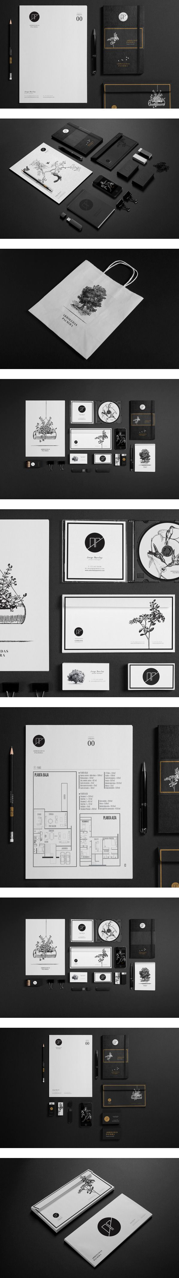 Arboledas Palmira by Diego Leyva, via Behance sustainable community #identity #packaging #branding PD