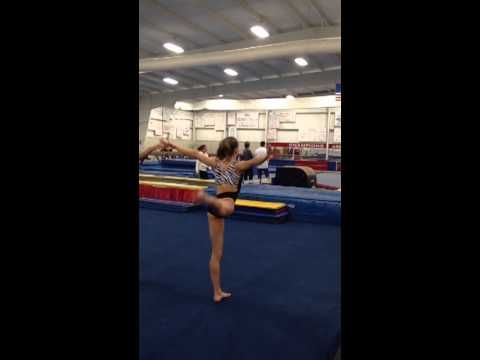 ▶ Great kick drills for leaps - YouTube // love the combo, but with all the kicks turned out, of course. =)