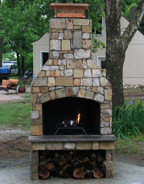 Stone Age Fireplace Kits Beautiful Rustic