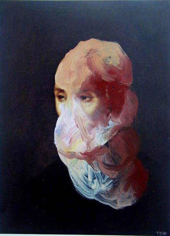 paintings and mixed media by joseba eskubiWonder Art, Josebaeskubi, Blue Pink, Joseba Eskubi, Mixed Media, Face Veils, Contemporary Art, Inspiration Art, Postmodern Art